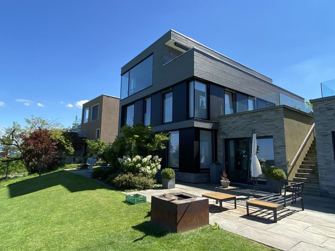 Einfamilienhaus, Architektur-Ikone an privilegierter Wohnlage